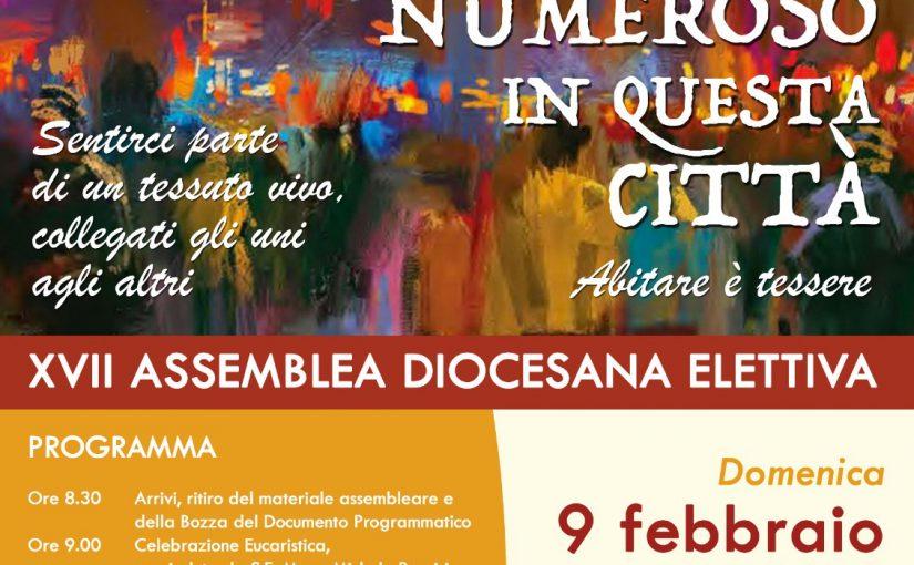 XVII Assemblea diocesana elettiva (Poggio S. Francesco, 9 febbraio 2020)
